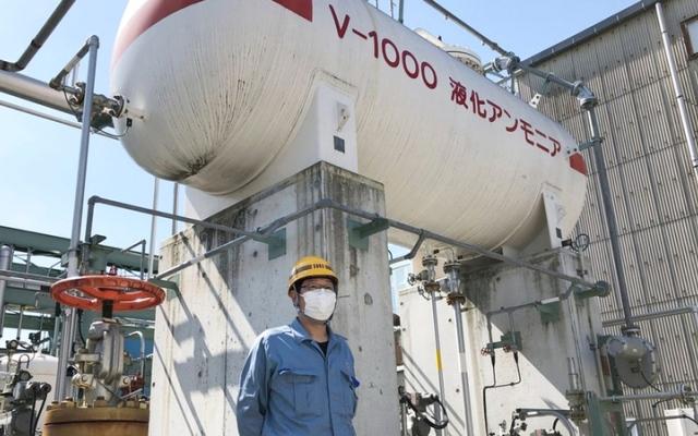 الصورة: اليابان تراهن على الهيدروجين لإحداث ثورة في سوق الطاقة