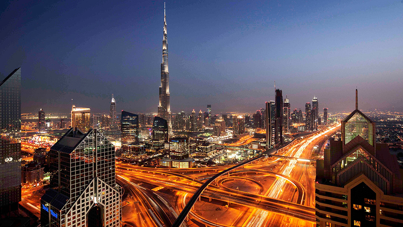 الإمارات حافظت على موقعها ضمن الـ10 الكبار للعام الخامس على التوالي.  أرشيفية