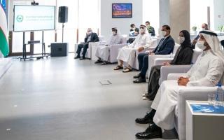 الصورة: افتتاح أول مركز للمسرعات الحكومية خارج الإمارات