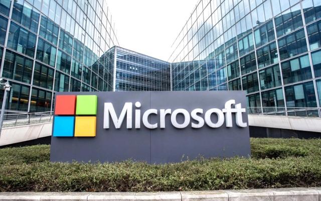 الصورة: «مايكروسوفت» تعتزم التوسع في مجال الحوسبة السحابية بالصين