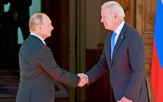 الصورة: الكرملين يسعى إلى مواجهة منظّمة مع الولايات المتحدة