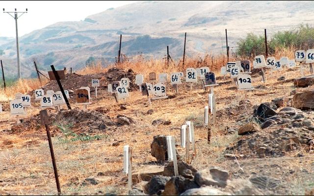 الصورة: «مقابر الأرقام».. 319 شهيداً فلسطينياً قيد الأسر