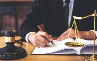 الصورة: قضاة يدعون المحامين إلى الالتزام بطقوس الجلسات «عن بُعد»