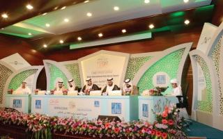 الصورة: انطلاق التصفيات النهائية لمسابقة الشيخ راشد بن محمد آل مكتوم لأجمل ترتيل