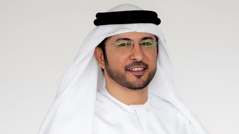 عبدالله بن دميثان: «مركزنا التجاري واللوجستي أسهم في تسريع توزيع الإمدادات الطبية الخاصة بمكافحة (كوفيد-19) حول العالم».