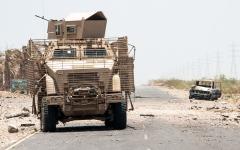 الصورة: التحالف يدمّر 8 طائرات مسيّرة مفخّخة أطلقتها الميليشيات الحوثية باتجاه السعودية