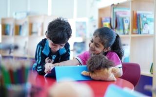 """الصورة: خيار """"التعلم عن بعد"""" متاح للراغبين مع عودة الطلبة إلى المدارس العام المقبل"""