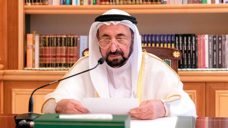 سلطان القاسمي يعلن الفائز بجائزة الشارقة الدولية لمناصرة ودعم اللاجئين.    وام