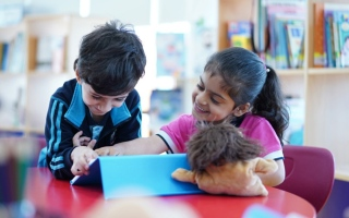 الصورة: التعليم حضوري في المدارس الحكومية العام الدراسي المقبل