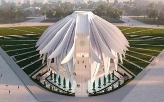 الصورة: من أجنحة المعرض.. جناح الإمارات.. تعريف بثقافة الدولة ومستقبلها المشرق