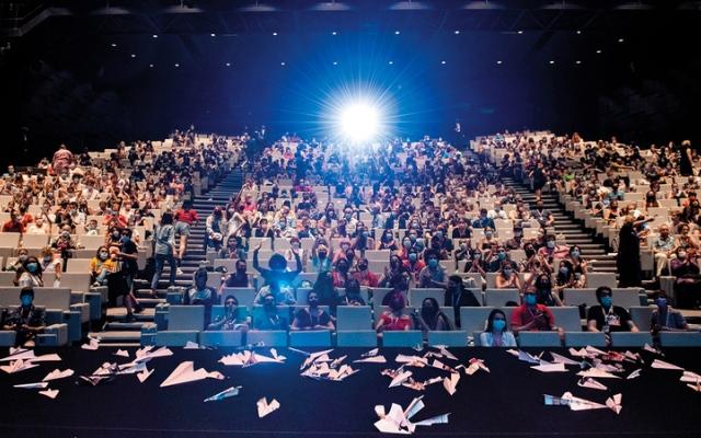 الصورة: فيلم عن لاجئ أفغاني يفوز بجائزة مهرجان «أنسي»