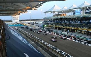 الصورة: طرح تذاكر سباق جائزة الاتحاد للطيران الكبرى للفورمولا1 في أبوظبي لعام 2021