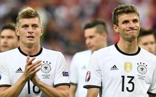 الصورة: كأس أوروبا.. نجم ألمانيا مهدد بالغياب عن مباراة المجر