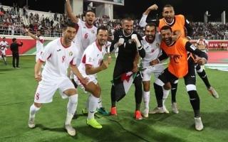 الصورة: سبب صادم يؤهل الأردن إلى نهائيات كأس العرب دون أن يلعب