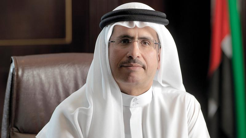 سعيد محمد الطاير: «الأنظمة الشمسية الكهروضوئية تسهم في رفع قيمة العقار، والحد من البصمة الكربونية، ودعم اقتصاد دبي».