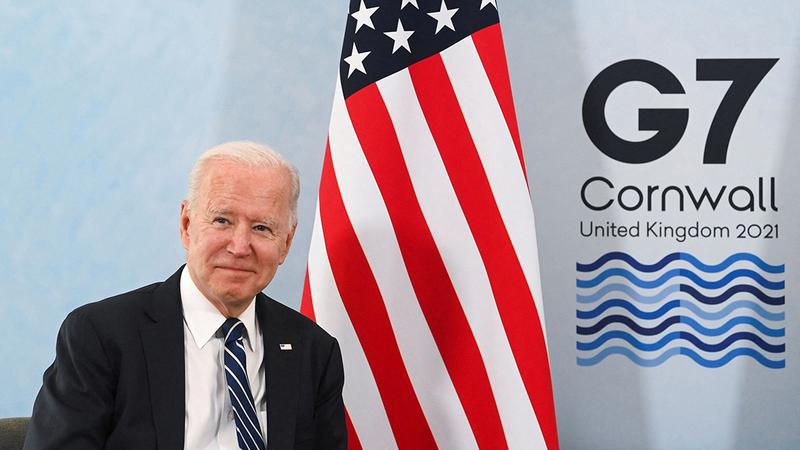 الرئيس الأميركي جو بايدن اتخذ قرار الانسحاب من أفغانستان وسط حالة من التناقض.    أ.ف.ب