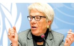 الصورة: إنترفيو.. ديل بونتي: مجلس الأمن مشلول.. والعدل في أيامنا يصنعه الأقوياء