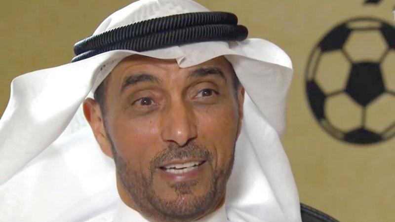 محمد عمر: «يتواجد حالياً حكمان للفار في المباراة، وسيكون هناك حكم ثالث مساعد لهما».