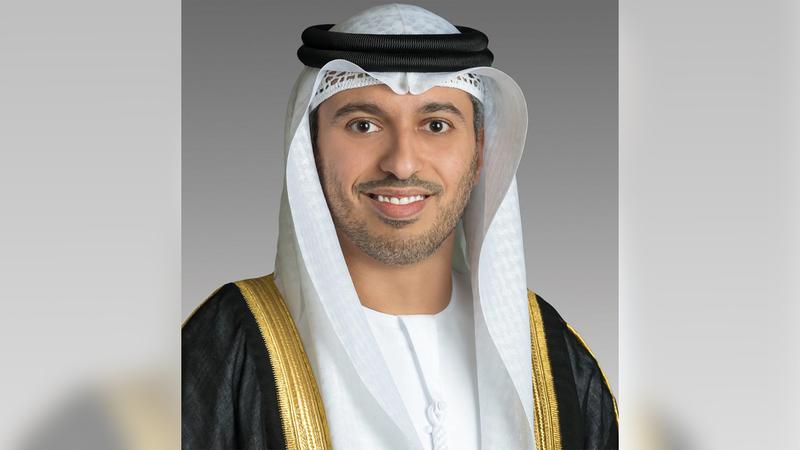 أحمد بن عبدالله حميد بالهول الفلاسي.    الإمارات اليوم