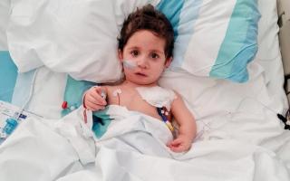 الصورة: «تبرعكم حياة» تنقذ حياة الطفل «محمد» بزراعة كلية