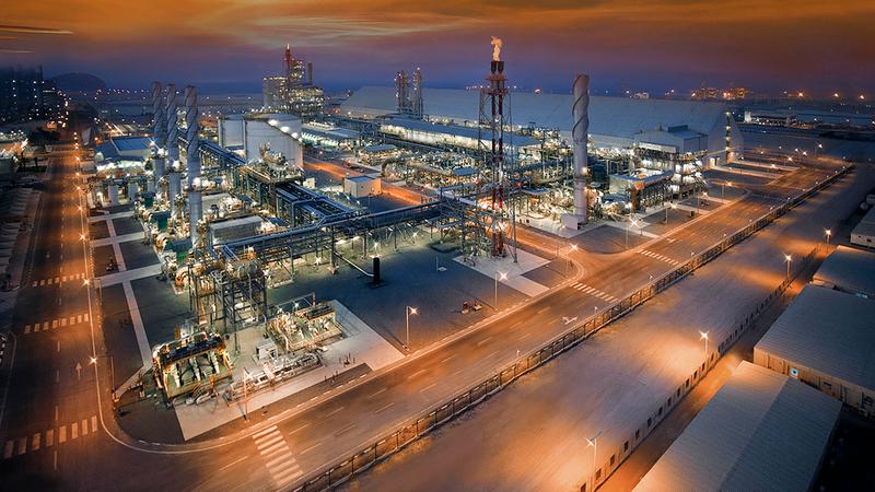 المشروع يعزز جهود الإمارات في مجال الهيدروجين. من المصدر