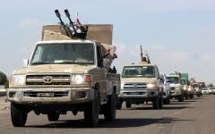 الصورة: قوات الشرعية اليمنية تكبّد الحوثيين عشرات القتلى في جبهات الجوف ومأرب