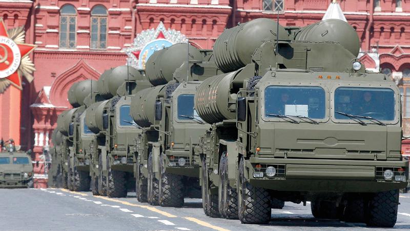 الأسلحة الروسية تسد فجوة النقص في التسلح لدى الصين.   أرشيفية