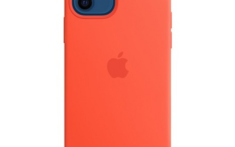 """الصورة: أغطية """"سيليكون"""" بألوان صيفية لـ """"آي فون 12"""""""
