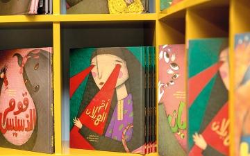 الصورة: «دبي للثقافة» تُسعد أطفال «الجليلة» بكتب وجلسات قرائية