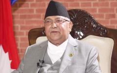 الصورة: رئيس وزراء نيبال: اليوغا نشأت في بلادي وليس بالهند