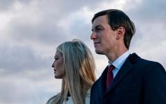 الصورة: إيفانكا ترامب وزوجها كوشنر يخرجان نهائياً من الدائرة المقربة لترامب