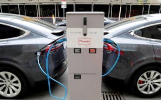 الصورة: 16.3 مليار دولار استثمارات متوقعة في شركات السيارات الكهربائية الناشئة