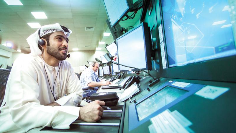 «دانز» أنجزت مشروعاً استراتيجياً لتعزيز أهمية قطاع الطيران في دبي.   من المصدر