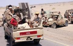 الصورة: التحالف يدمر 5 مسيرات وصاروخين باليستيين أطلقتها ميليشيات الحوثي تجاه السعودية