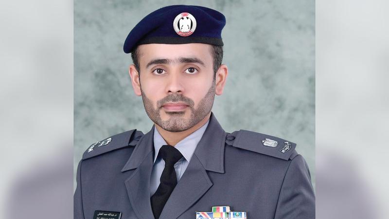 الرائد عبدالله الغفلي: «شرطة أبوظبي حريصة على رصد جميع السلوكيات السلبية للسائقين».