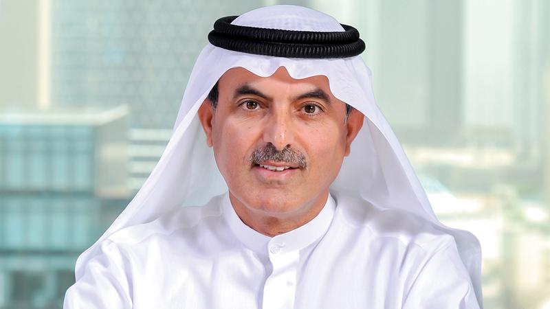 عبدالعزيز الغرير: «تدشين مرحلة جديدة في مسيرة دبي التنموية، تقوم على تسريع الإنجاز ورفع مستوى الكفاءة في الأداء».