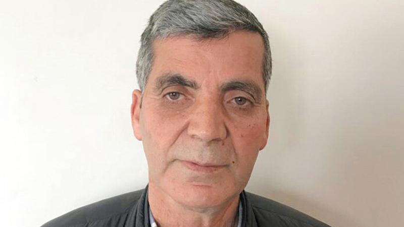 زكريا عودة عضو الائتلاف الأهلي لحقوق الإنسان بالقدس.   الإمارات اليوم