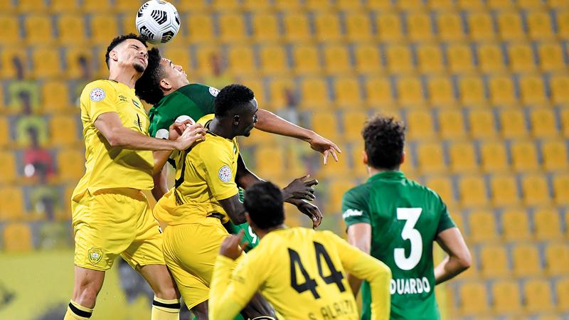 الوصل يلعب أربعة لقاءات ودية أيام 24 و29 يوليو و5 و12 أغسطس.  الإمارات اليوم