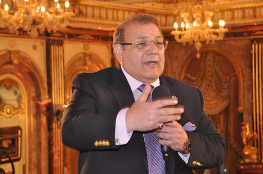 النيابة العامة المصرية تواصل التحقيق مع رجل الاعمال حسن راتب.