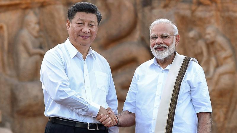 مصالح الهند والصين تختلف في القارة السمراء.   أرشيفية