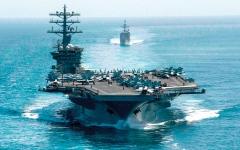 الصورة: أميركا تسحب العديد من القوات والطائرات والأسلحة من الشرق الأوسط