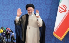 الصورة: إيران وصلت إلى نقطة اللاعودة من أجل استعادة شرعيتها الشعبية