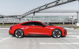 الصورة: محركات.. «أودي» تتيح فرصة حجز سيارة RS e-tron GT الكهربائية قبل إطلاقها