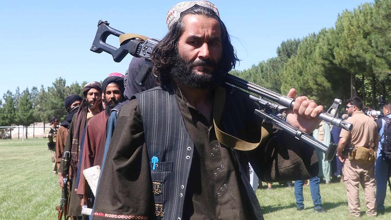 حركة «طالبان» تستعد لاستعادة نفوذها السابق وربما لحكم أفغانستان. أرشيفية