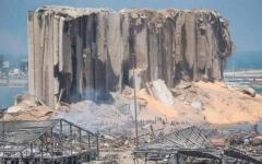 الصورة: إطلاق الملاحقات القضائية في تحقيقات انفجار مرفأ بيروت