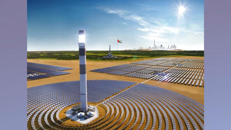 الإمارات تعدّ من الدول السبّاقة عالمياً في دعم منظومة الاقتصاد الأخضر.   أرشيفية