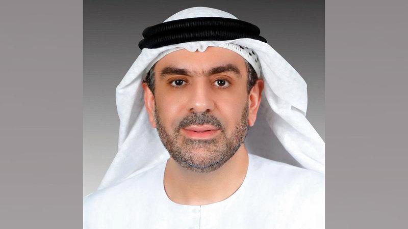 الدكتور محمد العلماء: «الإمارات تحرص على تعزيز الاستجابة الفعالة للجائحة من خلال توفير اللقاحات المبتكرة».