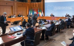 الصورة: مخرجات مؤتمر «برلين 2».. تعقيد لأزمة ليبيا أكثر منها حلاً