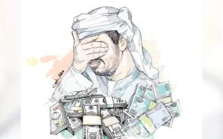 الصورة: «عارف» يحتاج إلى 300 ألف درهم للعودة إلى أسرته