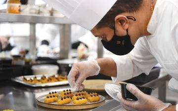 الصورة: «إرث» الضيافة الإماراتية في «إكسبو 2020 دبي» بمقاييس عالمية